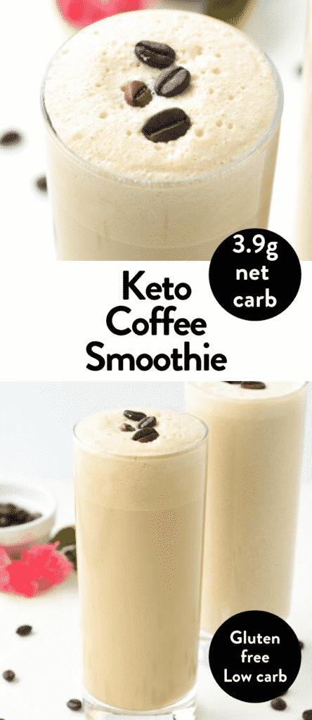 Keto Coffee Smoothie