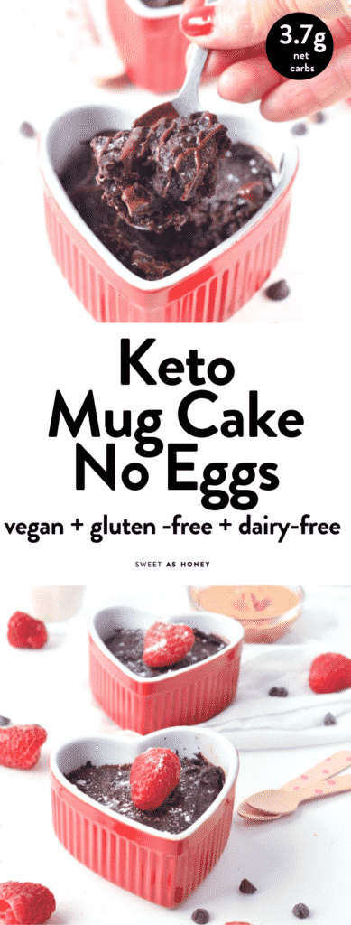 Keto Mug Cake No Egg