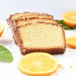 Keto Orange Pound Cake