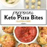 Keto Pizza Bites
