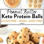 Keto Protein Balls