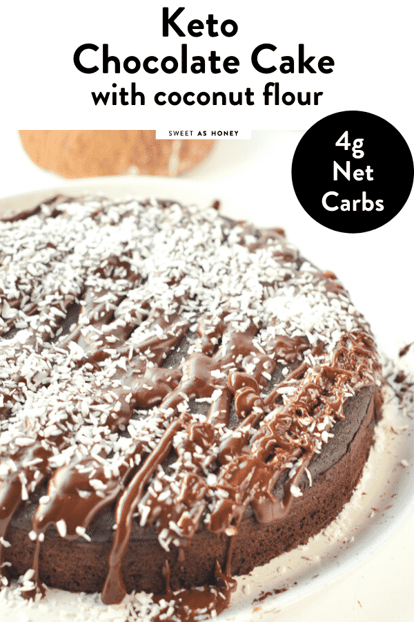 COCONUT FLOUR CHOCOLATE CAKE 4 g net carb per slice, easy, healthy, NO sugar, NO gluten #ketochocolatecake #coconutflour #ketocake #chocolatecake #easy #healthycake #healthy #glutenfreechocolatecake #paleochocolatecake #paleo #paleocake #paleo #lowcarbcake #lowcarb #lowcarbchocolatecake #birthday #videos #easycake #easy