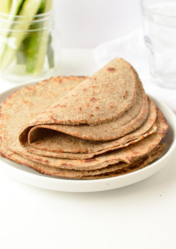 chia seed tortillas