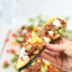 Keto Zucchini Boats with Beef