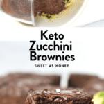Keto Zucchini Brownies