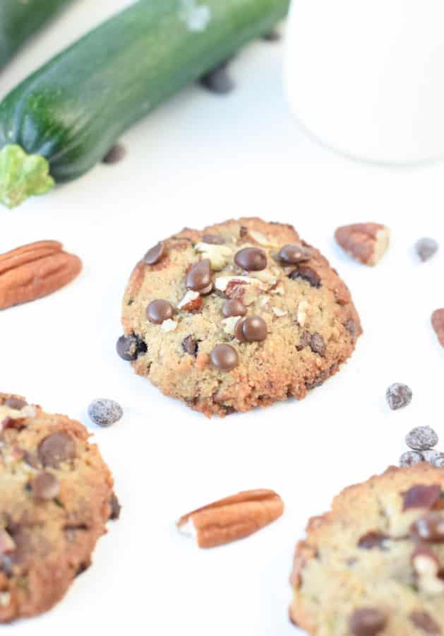 Keto Zucchini Cookies