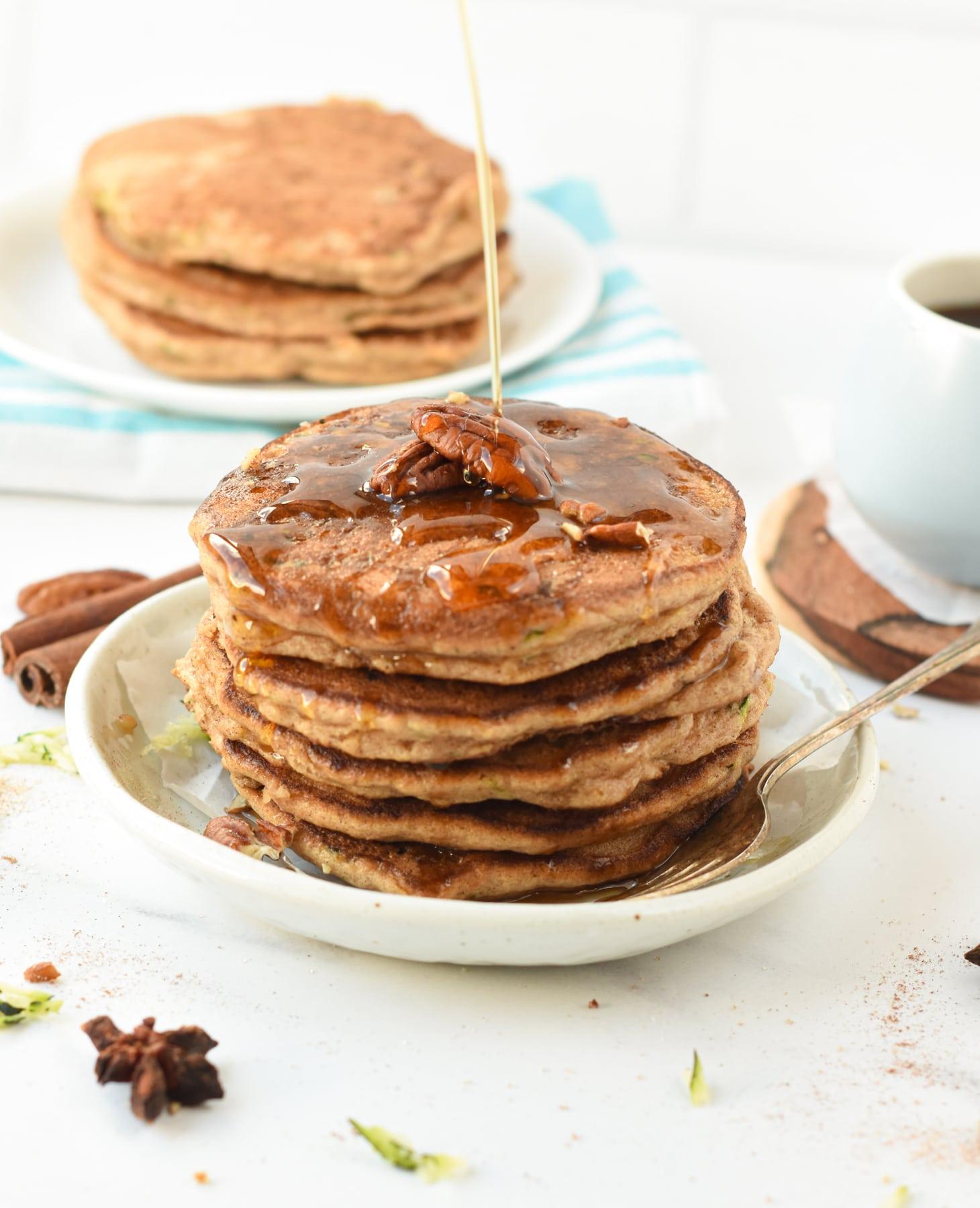 Keto Zucchini Pancakes