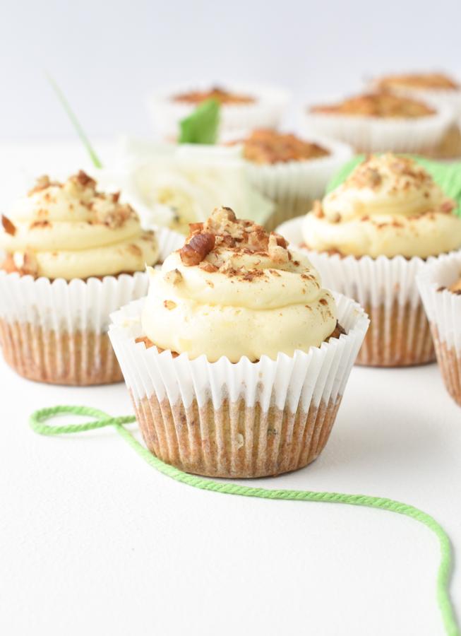 Keto almond flour Carrot Muffins