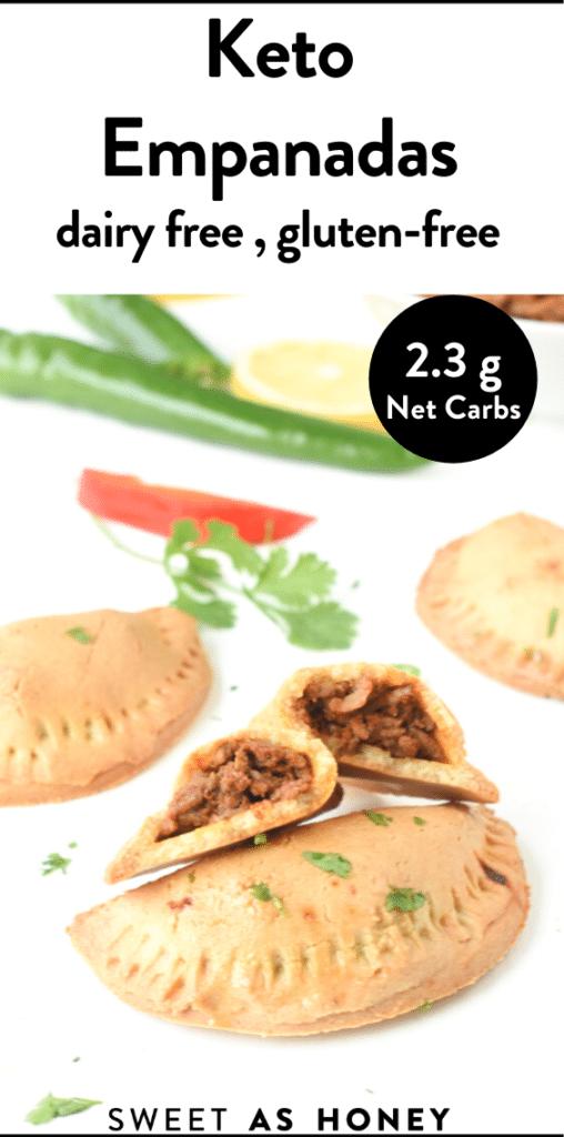 Easy keto empanadas recipe
