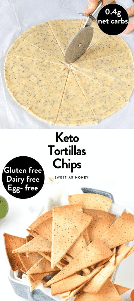 Keto Tortillas Chips
