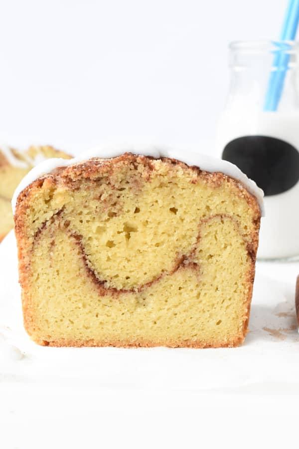 Keto cinnamon bread recipe