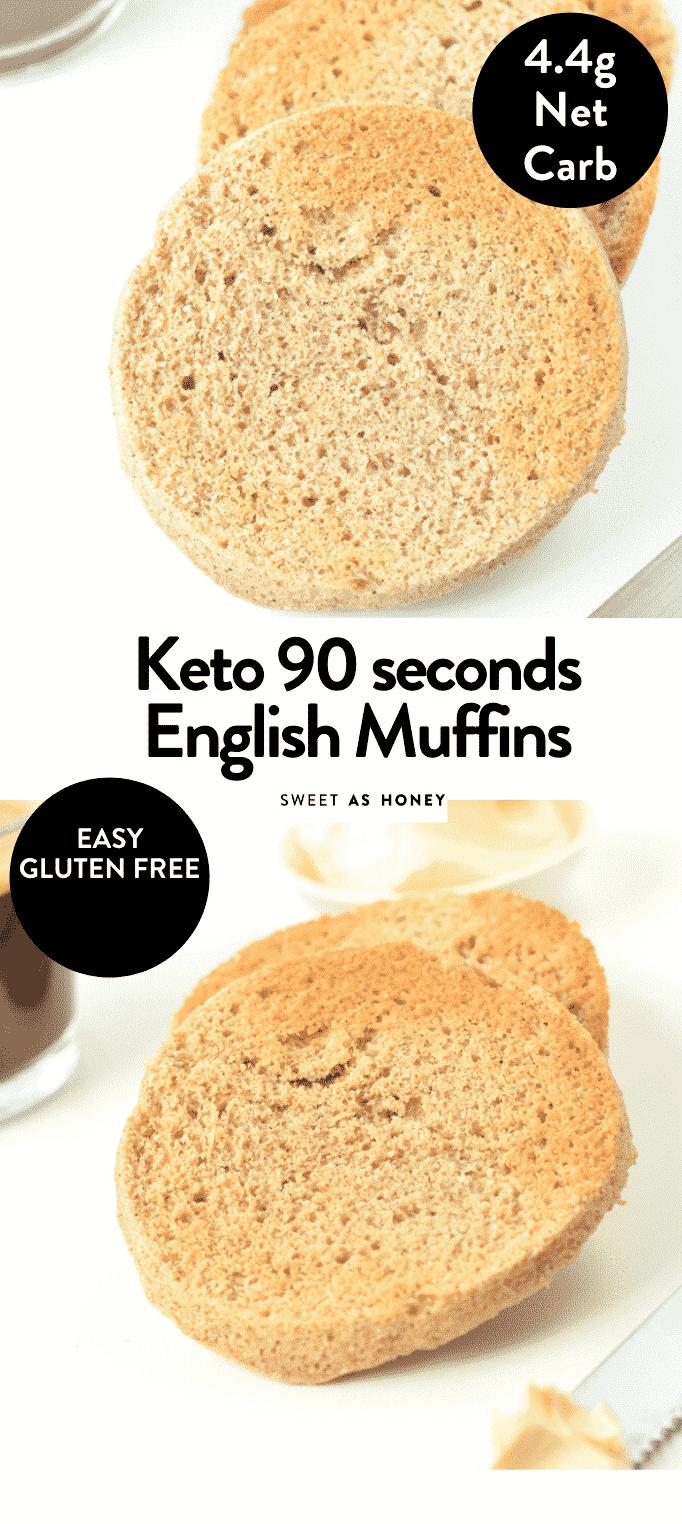 Keto English Muffins