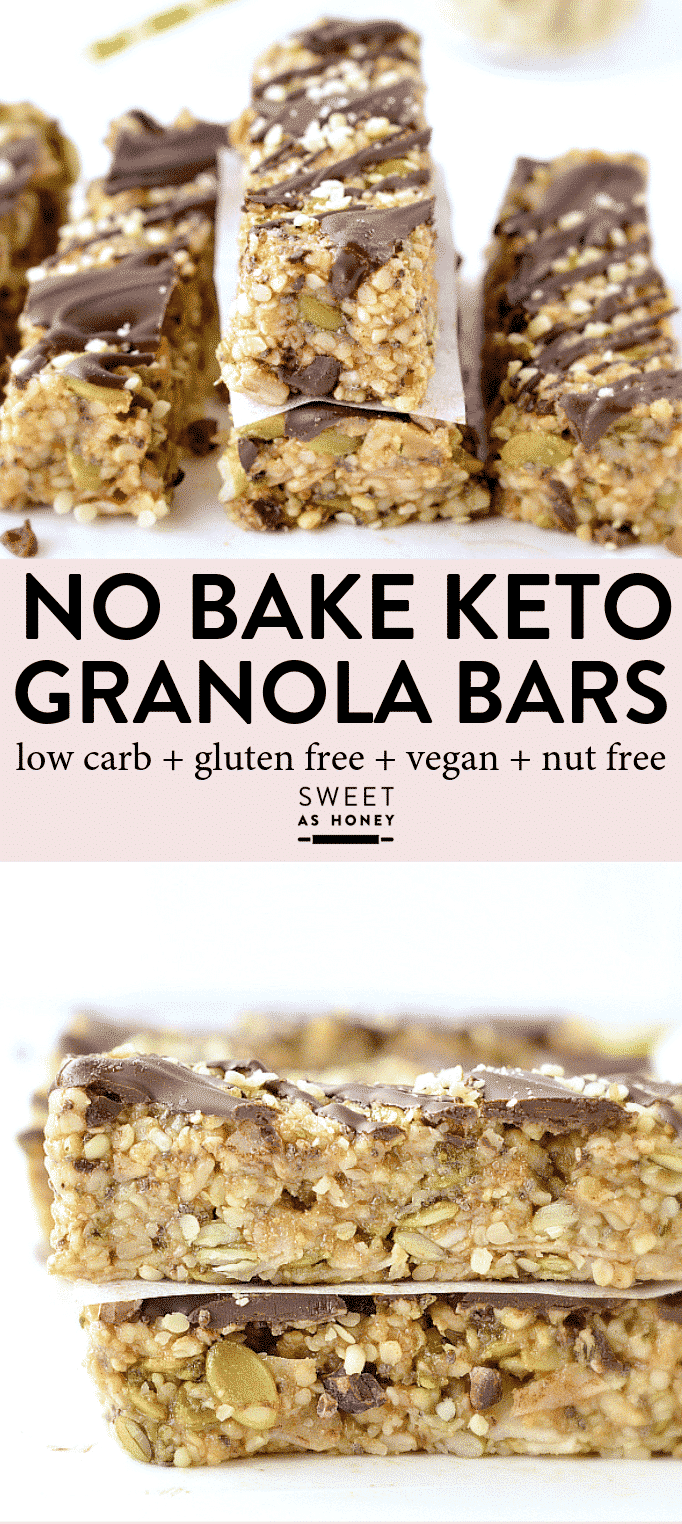 Keto granola bars hemp seeds bars low carb (1)