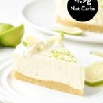 Keto key lime cheesecake no bake (1)