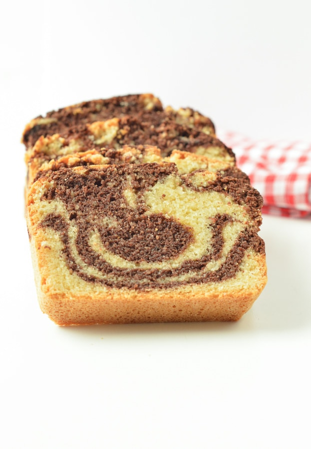KETO MARBLE CAKE recipe from scratch, gluten free, paleo, easy chocolate vanilla layer cake #marblecake #keto #glutenfree #paleo #dairyfree #lowcarb #sugarfree #marble #chocolate #vanilla #layer