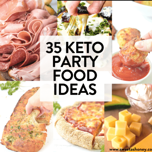 Keto party food ideas for holiday season