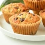 KETO ZUCCHINI MUFFINS almond flour zucchini muffins 4.5 g net carbs #keto #muffins #easy #healthy #almondflour #glutenfree #zucchini #zucchinimuffins #cupcake #lowcarb #sugarfree #chocolate #paleo #best