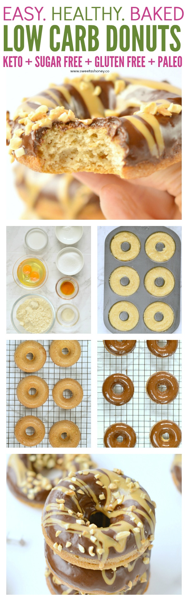 Low carb donuts