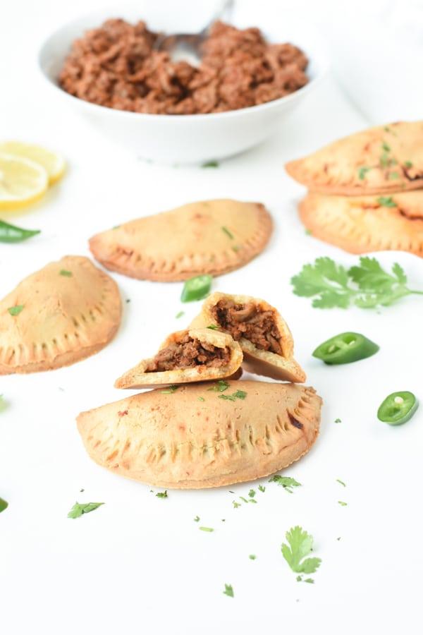 Low carb empanadas