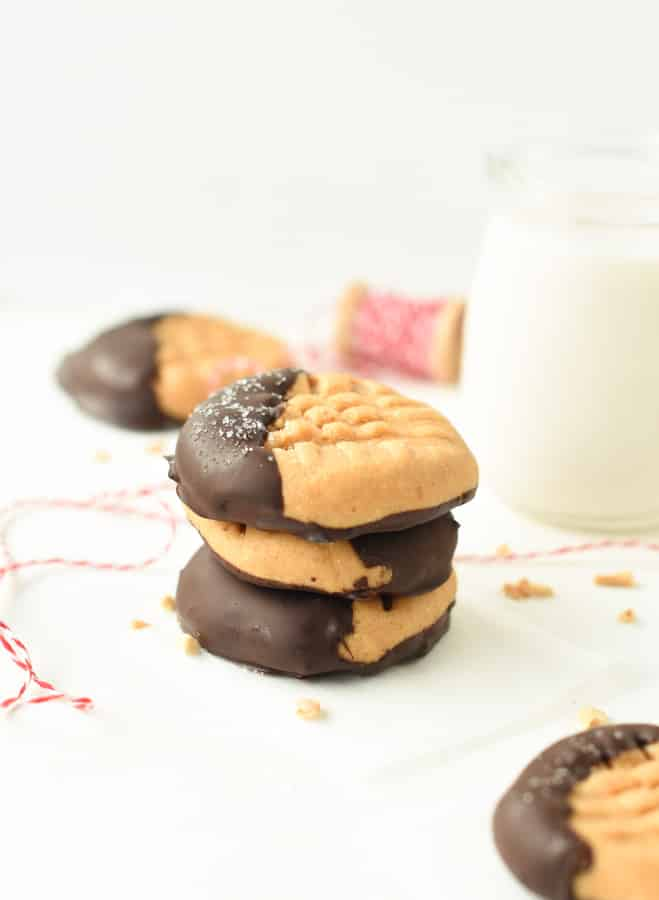No bake cookies with peanut butter