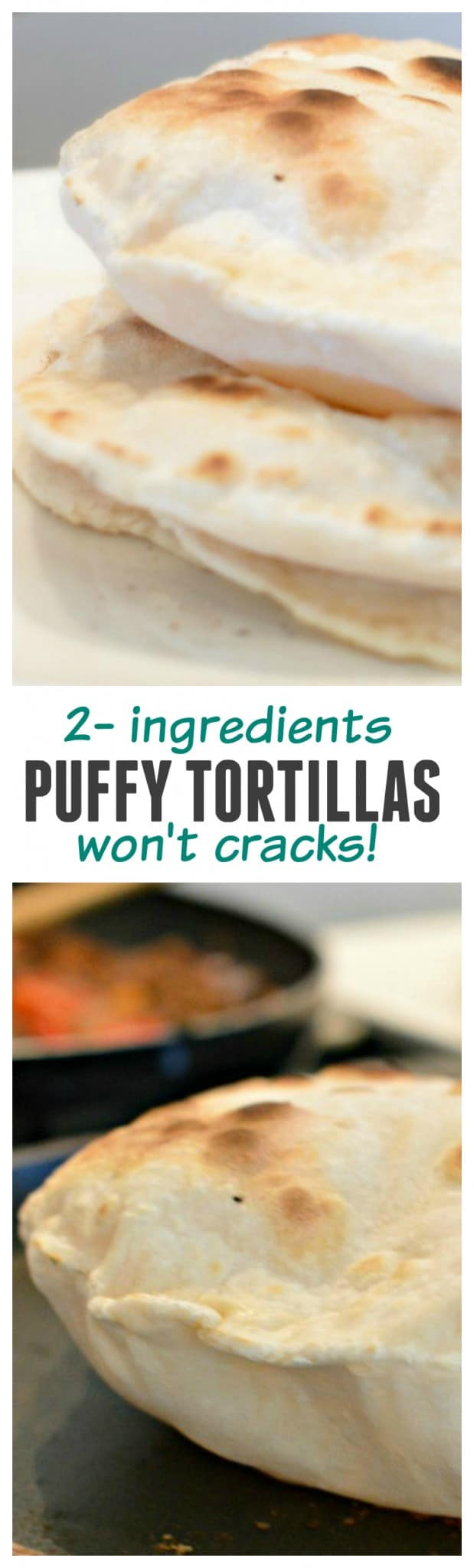 how to make flour tortillas with oil