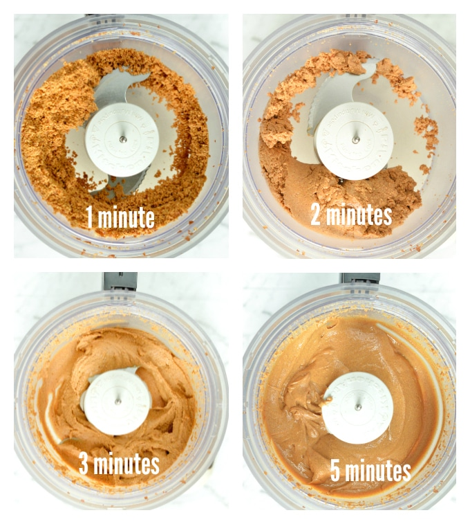 How to make peanut butter ?