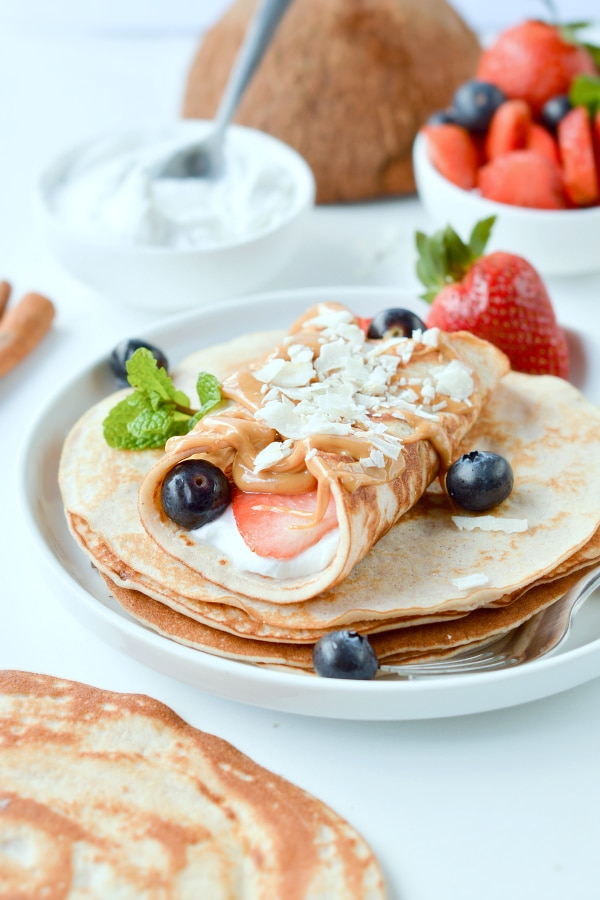 Protein Crepes