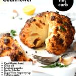 Smoked Cauliflower