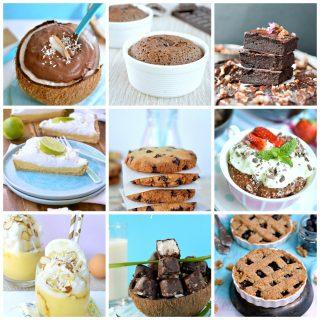 Sugar Free Desserts for diabetics sweetashoney