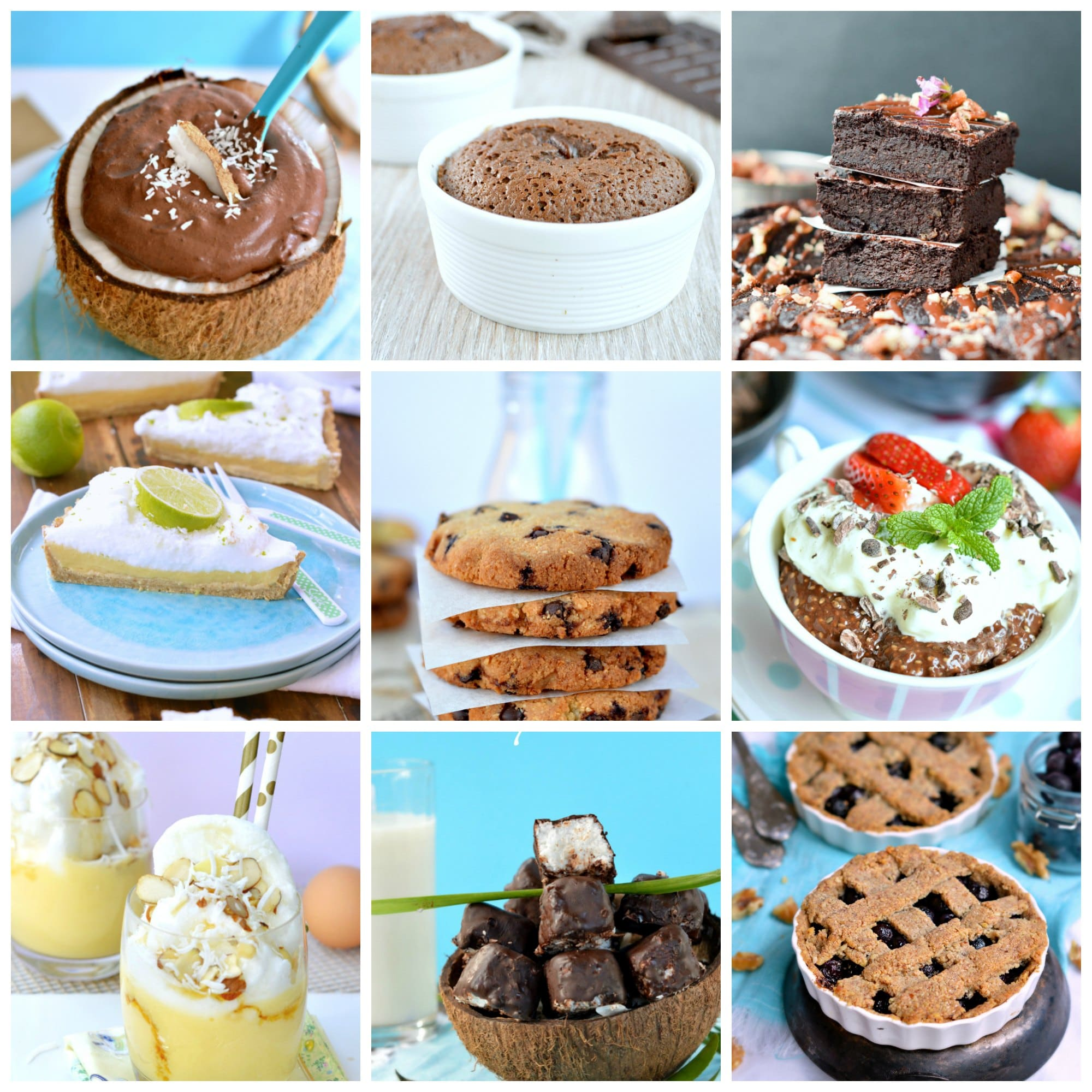 10 Sugar Free Desserts for diabetics Sweetashoney