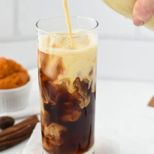 Sugar Free Pumpkin Spice Creamer