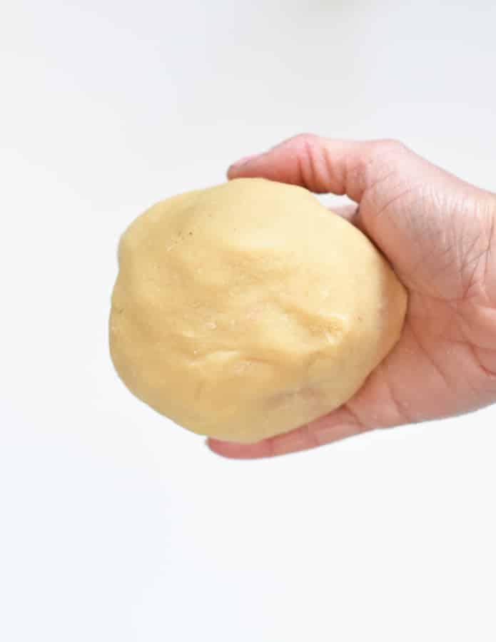 Sugar cookie dough keto