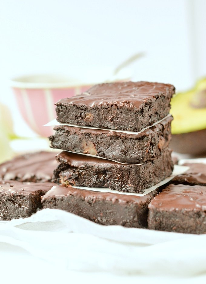 Sweet potato brownies paleo