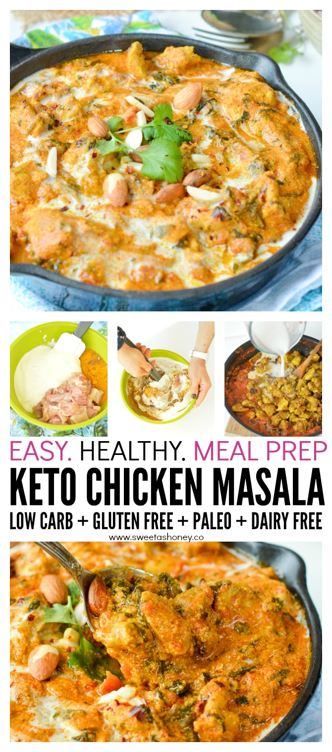 THE BEST KETO MASALA LOW CARB