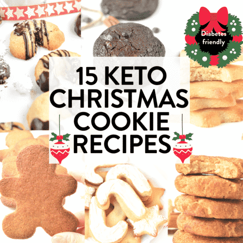 Keto Christmas cookie recipes