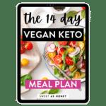 The 14-day Vegan Keto Meal Plan – Tablet