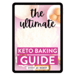 The Ultimate Keto Baking Guide – Tablet