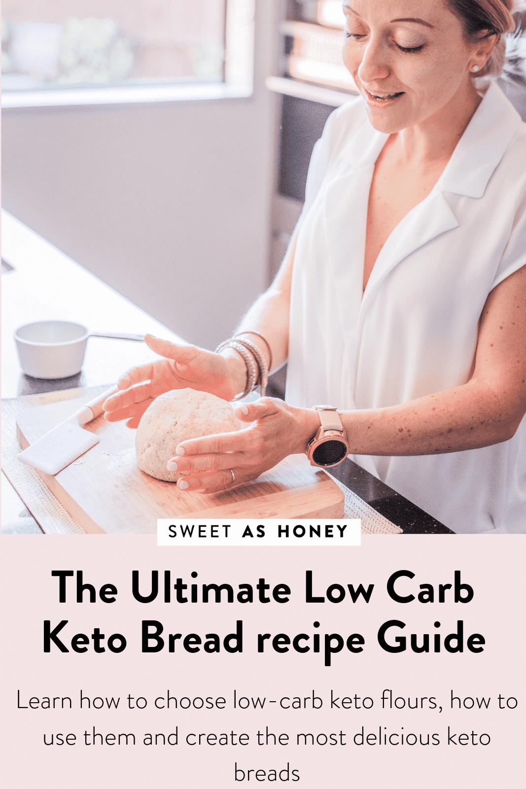 The ultimate low carb keto bread recipe guide