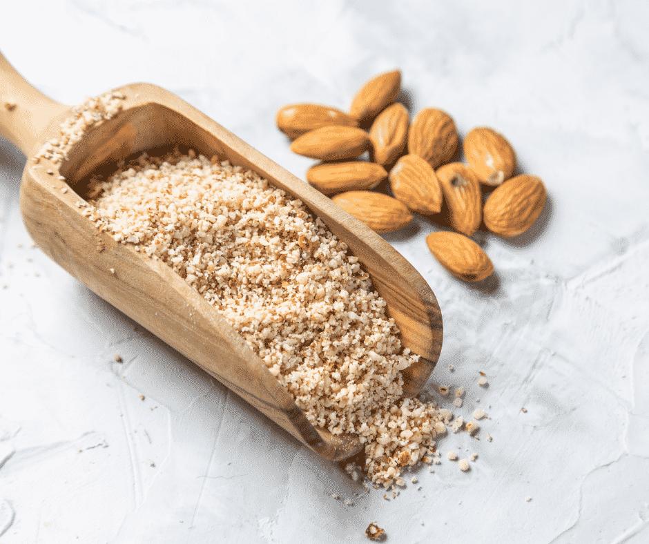 Almond Flour a keto-friendly flour