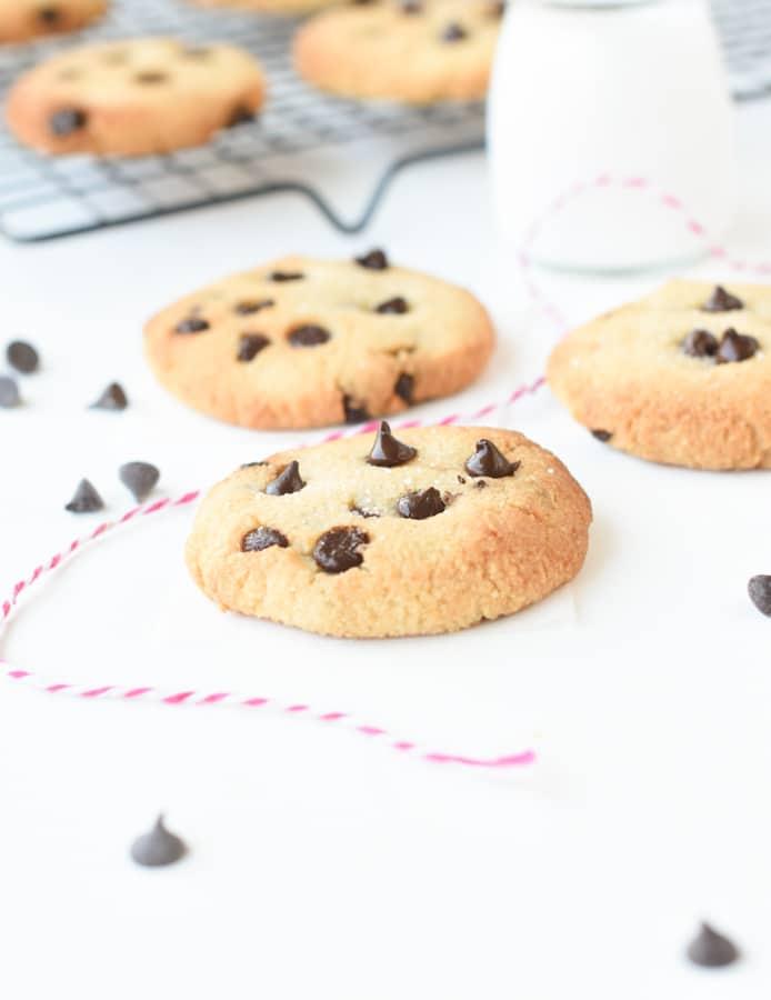 Vegan keto cookies