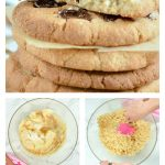 Almond Flour Chocolate Chip Cookies Paleo