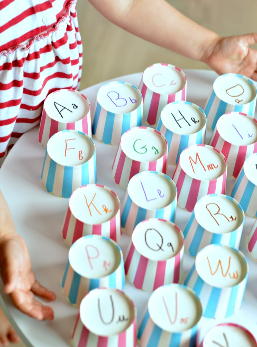 diy abc game
