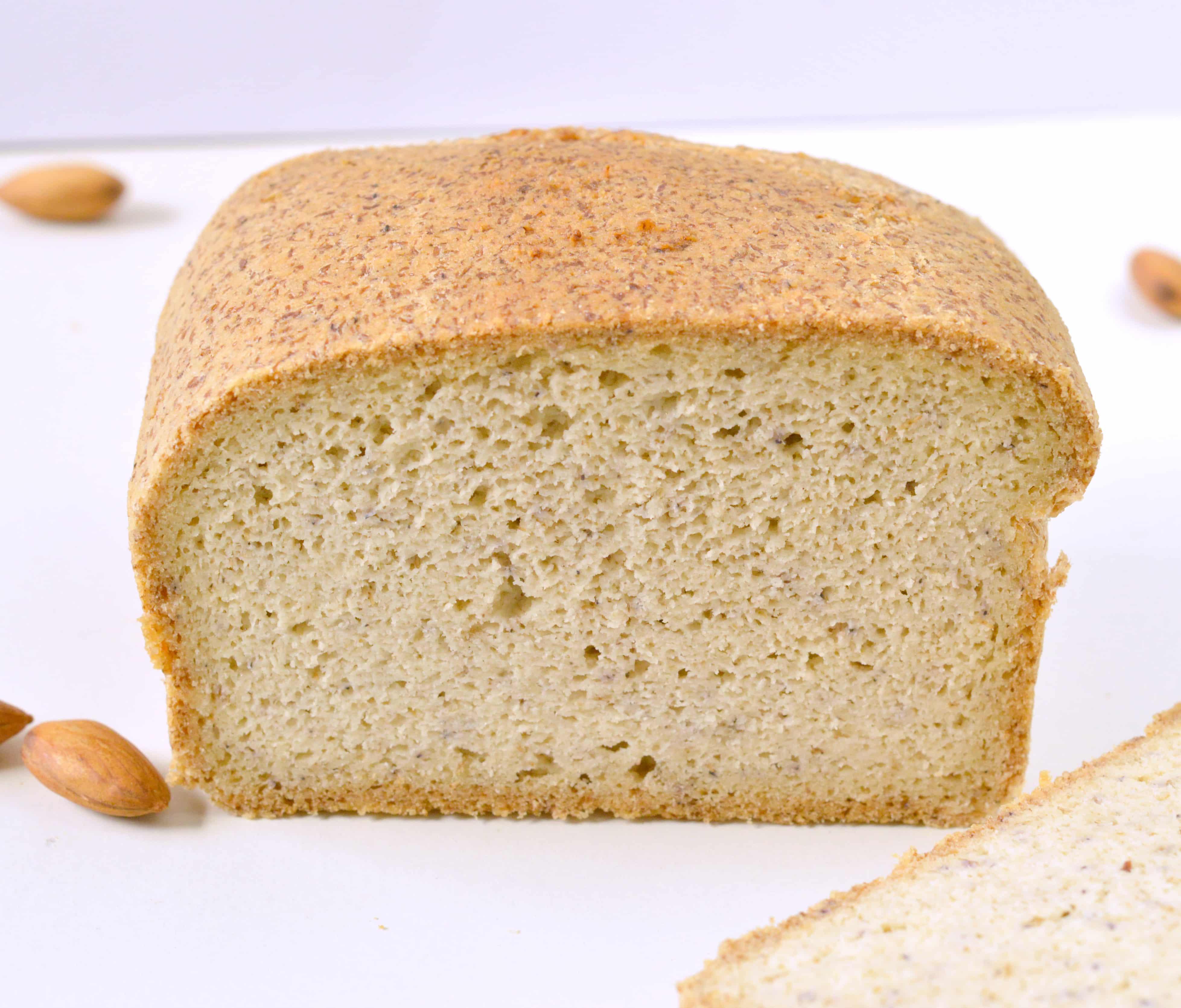 Keto bread with almond flour