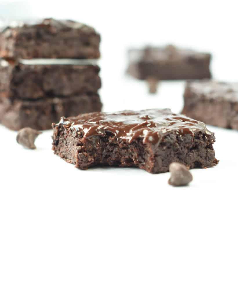 almond flour brownies vegan