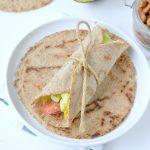 almond flour tortillas keto vegan