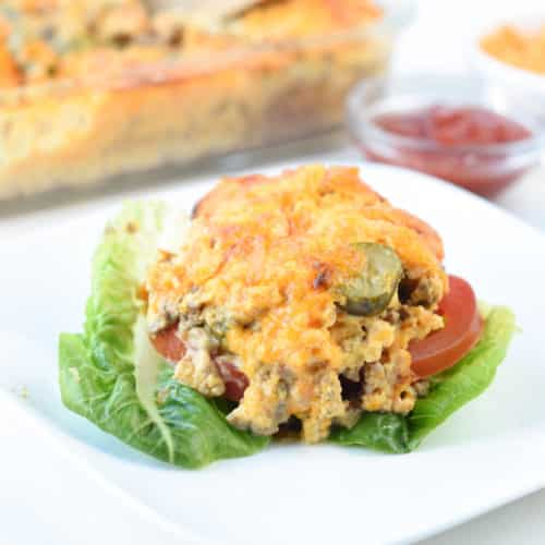 Best KETO CheeseburgeBest KETO Cheeseburger Casserole 3g net carbsr Casserole 3g net carbs