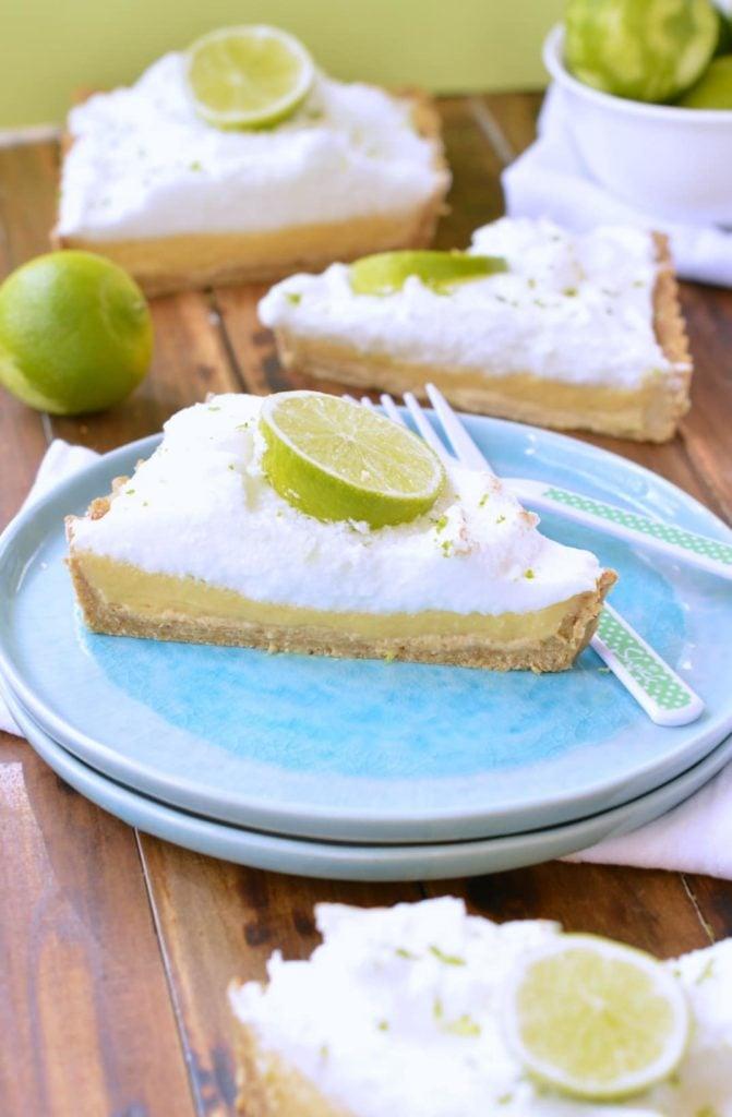 Keto Lemon Pie