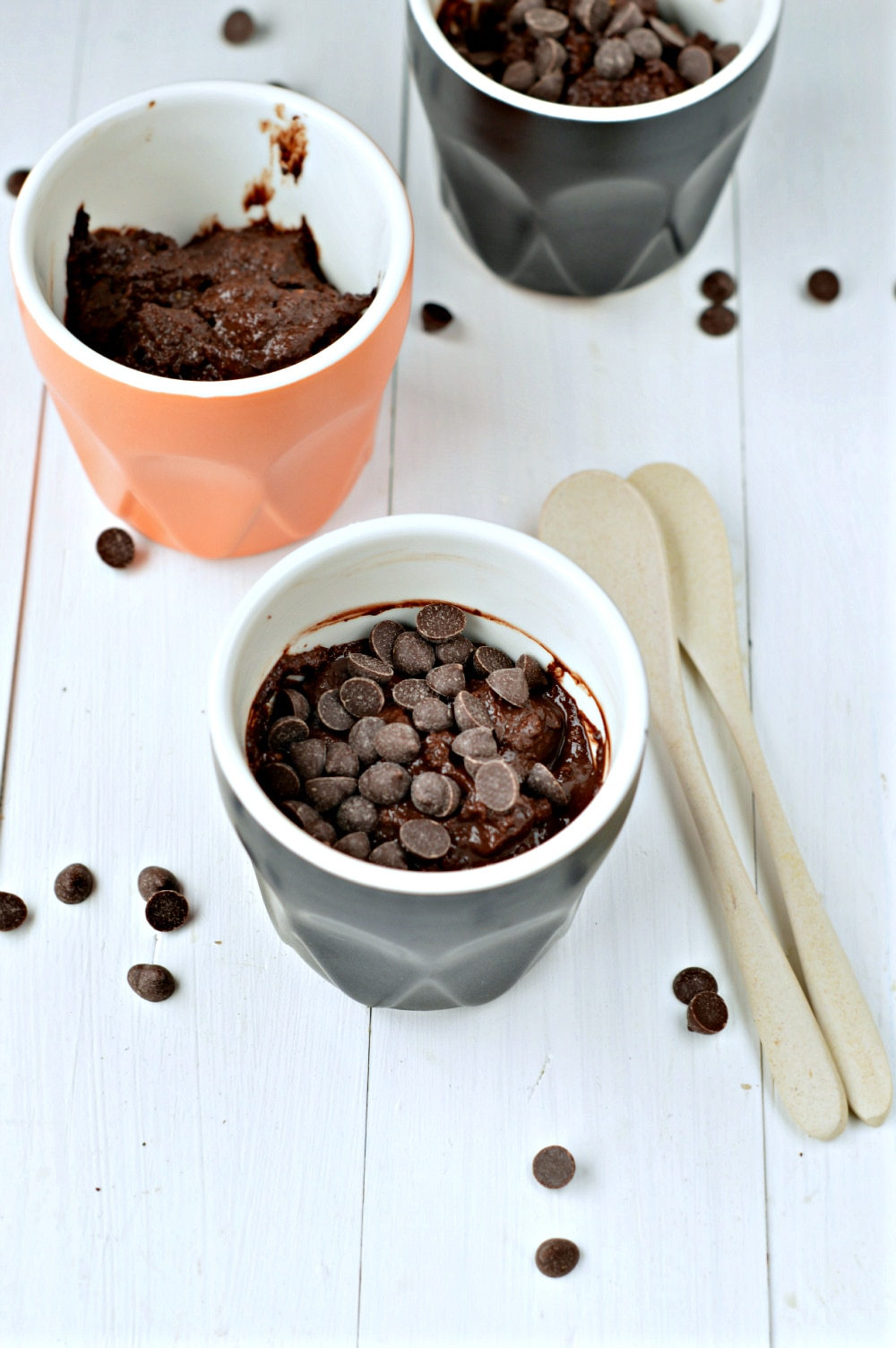 Gluten Free Chocolate Mug Cake No Egg