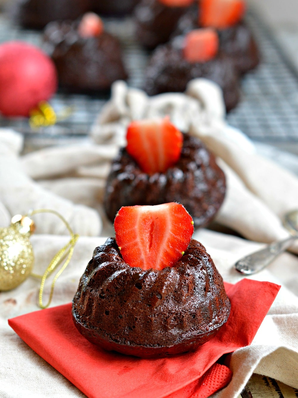Easy Chocolate Bundt cake