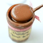 Dark chocolate peanut butter spread